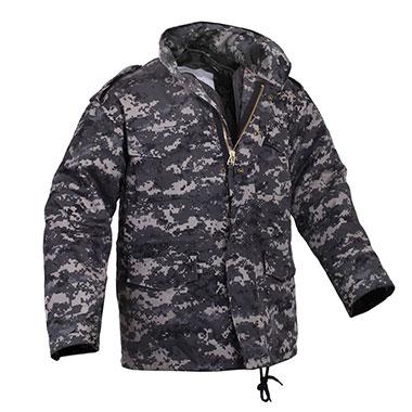 Rothco - M-65 Field Jacket - Subdued Urban Digital
