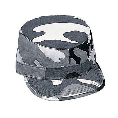 Rothco - City Camo Fatigue Cap