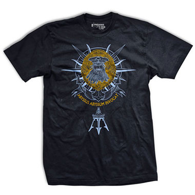 Ranger Up - Davy Jones Golden Shellback Normal-Fit T-Shirt