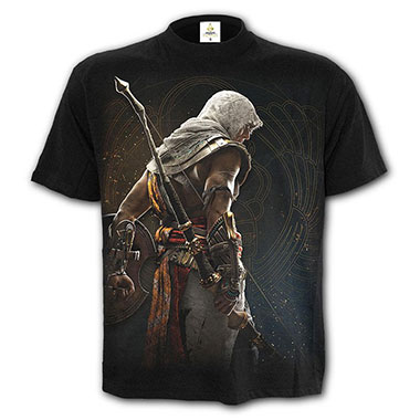 Spiral Direct - ORIGINS - BAYEK - T-Shirt Black