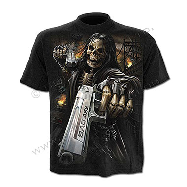 Spiral Direct - COLD STEEL - T-Shirt Black