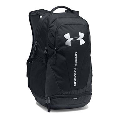 Under Armour - UA Hustle 3.0 Backpack - Black