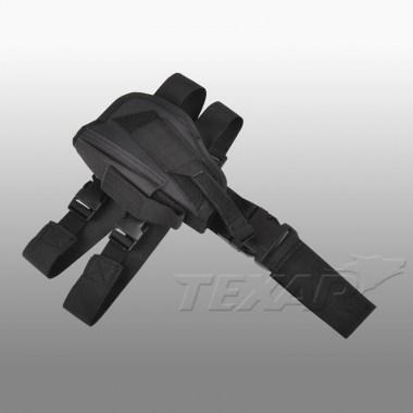 TEXAR - De luxe holster - Black
