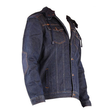 CrossHatch - AMERICAN-C - Blue denim