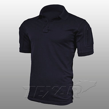 TEXAR - Polo shirt ELITE Pro - Navy