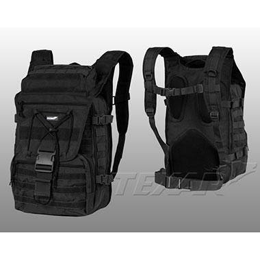 TEXAR - Traper backpack - Black