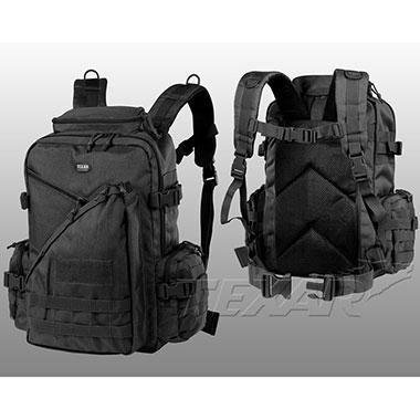 TEXAR - URBAN backpack - Black