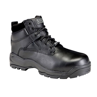 5.11 Tactical - ATAC 6'' Shield Side Zip Waterproof Boot w Composite Toe - Black