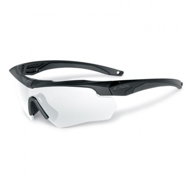 ESS - Crossbow - Frame Black/Lens Clear