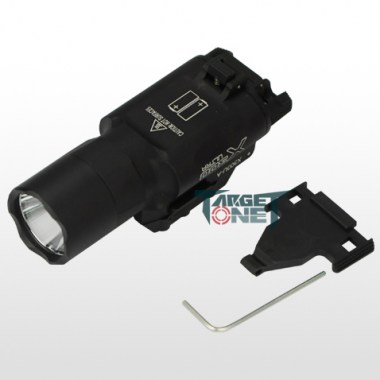 Target One - SFX300U Black FlashLights SD-003 - Black