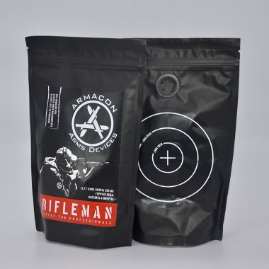 Армакон - Кофе Rifleman молотый 125 грамм