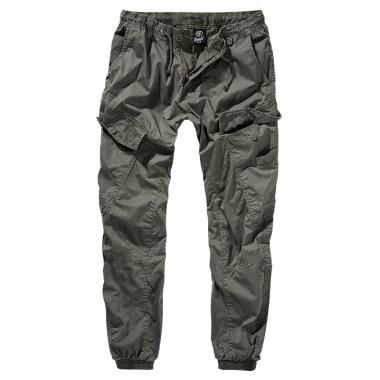 Brandit - Ray Vintage Trousers - Olive