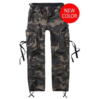 Brandit - M-65 Ladies - Dark Camo