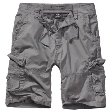 Brandit - Ty Shorts - Charcoal Grey