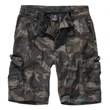 Brandit - Ty Shorts - Dark Camo