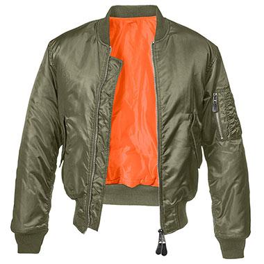 Brandit - MA1 Jacket - Olive