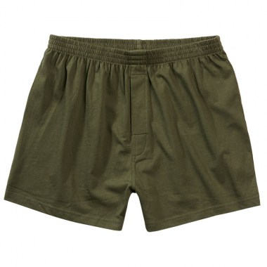 Brandit - Boxershorts - Olive