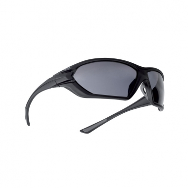 Bolle - Assault Ballistic Sunglasses - Frame Matte Black/Lens Smoke
