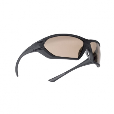 Bolle - Assault Ballistic Sunglasses - Frame Matte Black/Lens Twilight