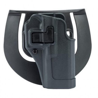 Blackhawk - Serpa Sportster Holster for Glock 17- Gunmetal Gray