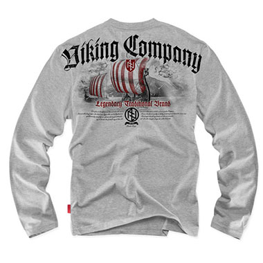 Dobermans - Longsleeve Viking Company - Grey