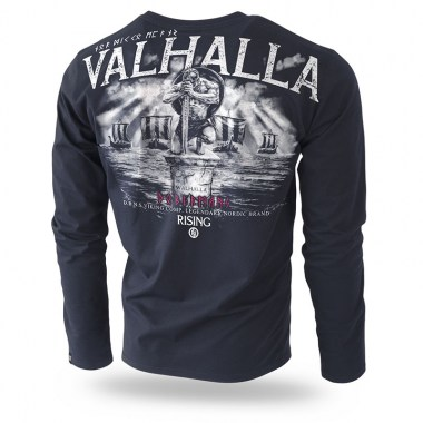 Dobermans - Longsleeve Valhalla - Black