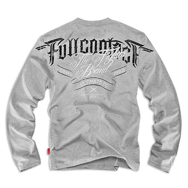 Dobermans - Longsleeve Full Contact II - Grey