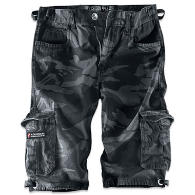 Dobermans - Division 88 Shorts - Camouflage