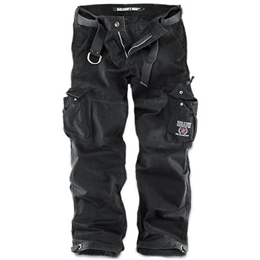 Dobermans - Nord Storm Pants - Black