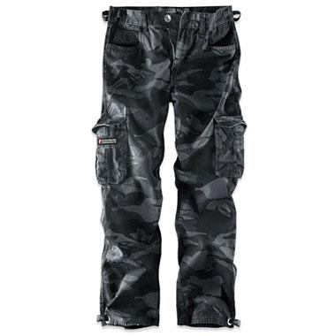 Dobermans - Division 88 Pants - Camouflage