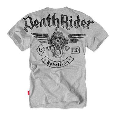 Dobermans - Death Rider T-shirt TS128 - Grey