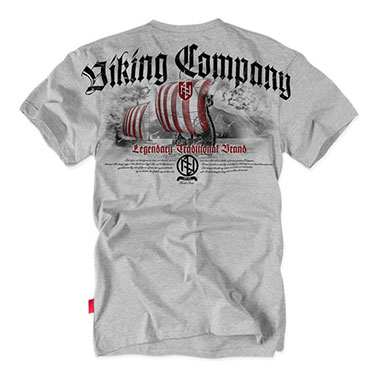 Dobermans - Viking Company T-shirt - Grey
