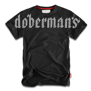Dobermans - Dobermans T-shirt - Black