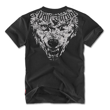 Dobermans - Wolf Throat II T-shirt - Black