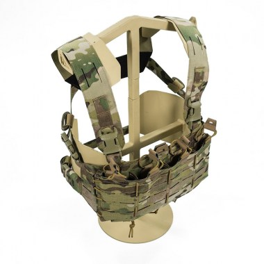 Direct Action - TIGER MOTH Chest Rig - Cordura - Crye Multicam