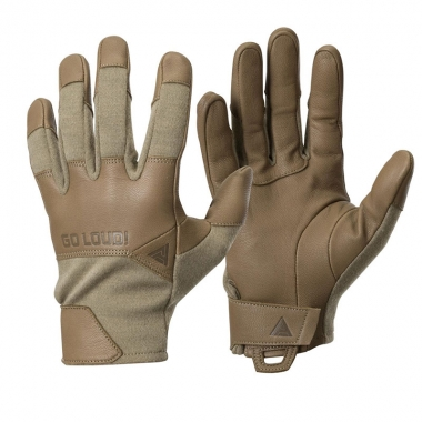 Direct Action - CROCODILE FR Gloves Short - Nomex - Light Coyote