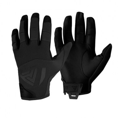 Direct Action - Hard Gloves - Leather - Black