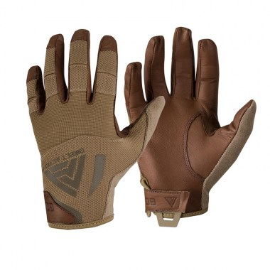 Direct Action - Hard Gloves - Leather - Coyote Brown