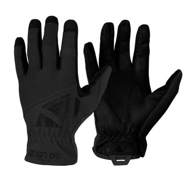 Direct Action - Light Gloves - Leather - Black