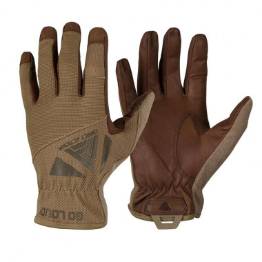 Direct Action - Light Gloves - Leather - Coyote Brown