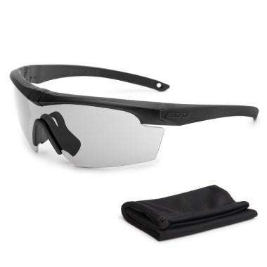 ESS - Crosshair ONE - Frame Black/Lens Clear