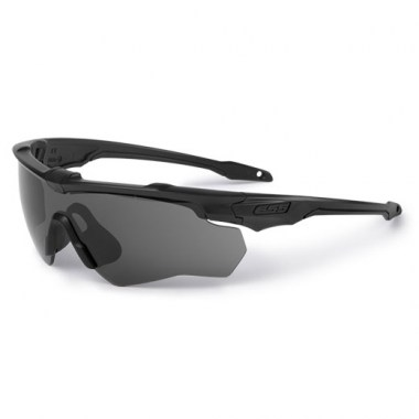 ESS - Crossblade ONE - Frame Matte Black/Lens Smoke Grey
