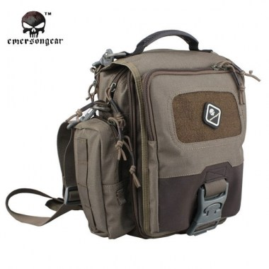 Emerson - Tablet + Netbook Medium-Messenger Bag - Foliage Green