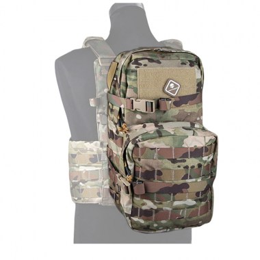 Emerson - Modular Assault Pack w 3L Hydration Bag - Multicam