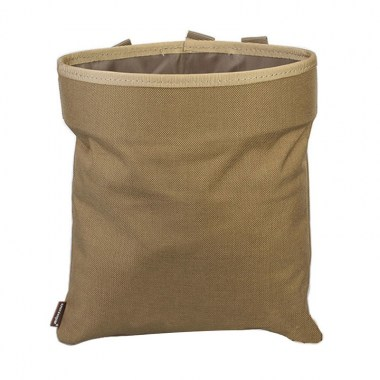 Emerson - 500D magazine dump pouch - Coyote Brown