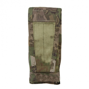 Emerson - CP Style Flap Single Magazine Pouch - A-tacs FG