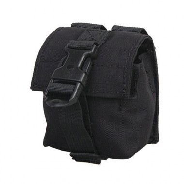 Emerson - LBT Style Single Frag Grenade Pouch - Black