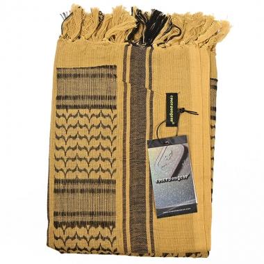 Emerson - Arab kerchief - C version - Coyote Brown