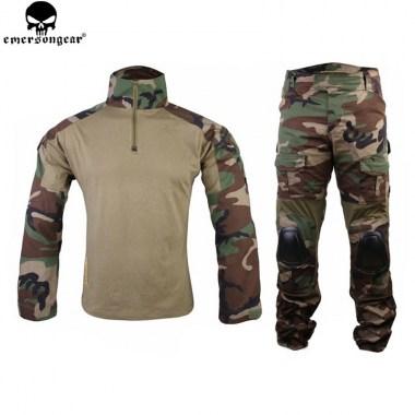 Emerson - Gen2 Combat Suit&Pants - Woodland
