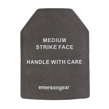 Emerson - EVA Tactical Vest Dummy Plate-M - Black